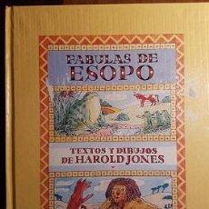 Libros de segunda mano: FABULAS DE ESOPO - ESOPO. Lote 245092470