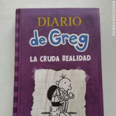Libros de segunda mano: DIARIO DE GREG/LA CRUDA REALIDAD. Lote 245133350