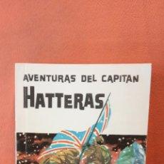 Libros de segunda mano: AVENTURAS DEL CAPITAN HATTERAS. JULIO VERNE. EDITORIAL RAMON SOPENA.. Lote 245206690