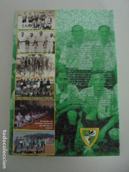 Libros de segunda mano: 60 AÑOS CON EL BETI GAZTE. 1940-2000. AYUNTAMIENTO DE LESAKA. 2000. - Foto 14 - 245217140