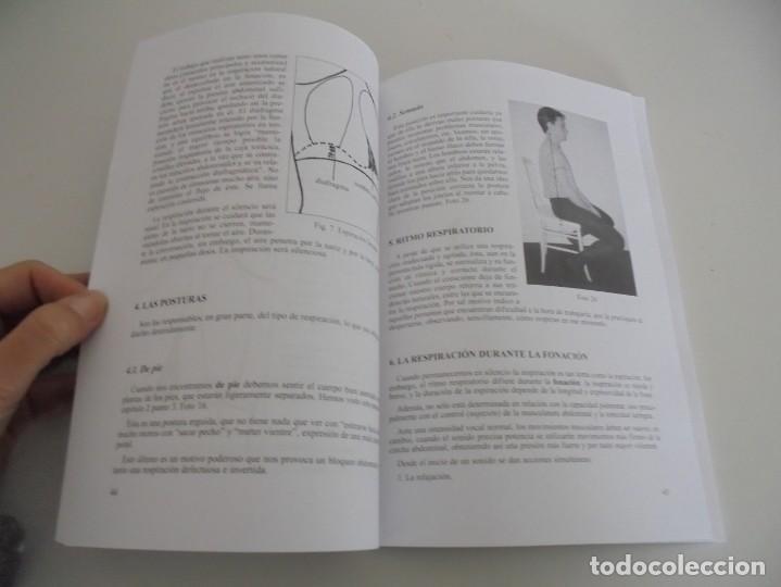 Libros de segunda mano: EL CUIDADO DE LA VOZ. EJERCICIOS PRACTICOS. CARMEN QUIÑONES. CISSPRAXIS. 2001. - Foto 9 - 245217670
