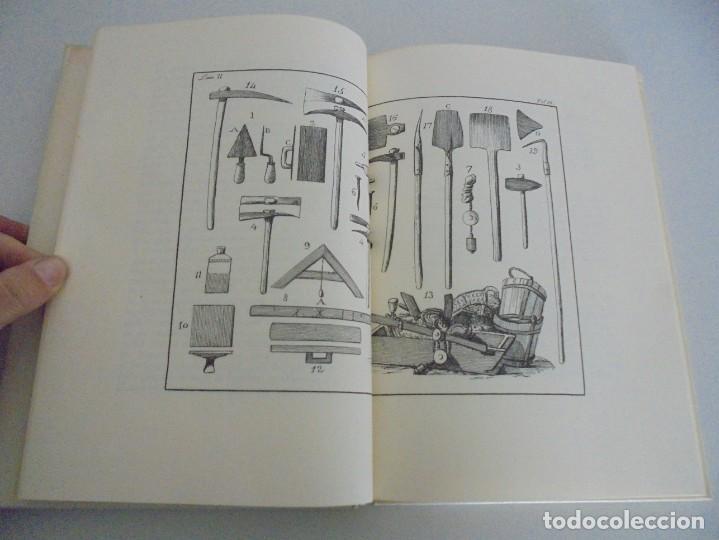Libros de segunda mano: ARTE DE ALBAÑILERIA. JUAN DE VILLANUEVA. ASLAND. EDICIONES VELAZQUEZ. FACSIMIL. 1977 - Foto 10 - 245218500