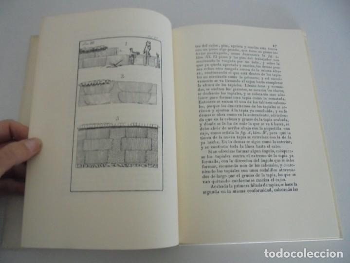 Libros de segunda mano: ARTE DE ALBAÑILERIA. JUAN DE VILLANUEVA. ASLAND. EDICIONES VELAZQUEZ. FACSIMIL. 1977 - Foto 11 - 245218500
