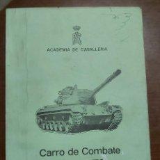 Libros de segunda mano: CARRO DE COMBATE M-47 E1, MOTORES, CON ILUSTRACIONES. Lote 245235815