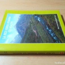 Libros de segunda mano: LA RED VIARIA ROMANA EN ARAGON / M A MAGALLON BOTAYA / DGA / AE104 ARAGON. Lote 245262575