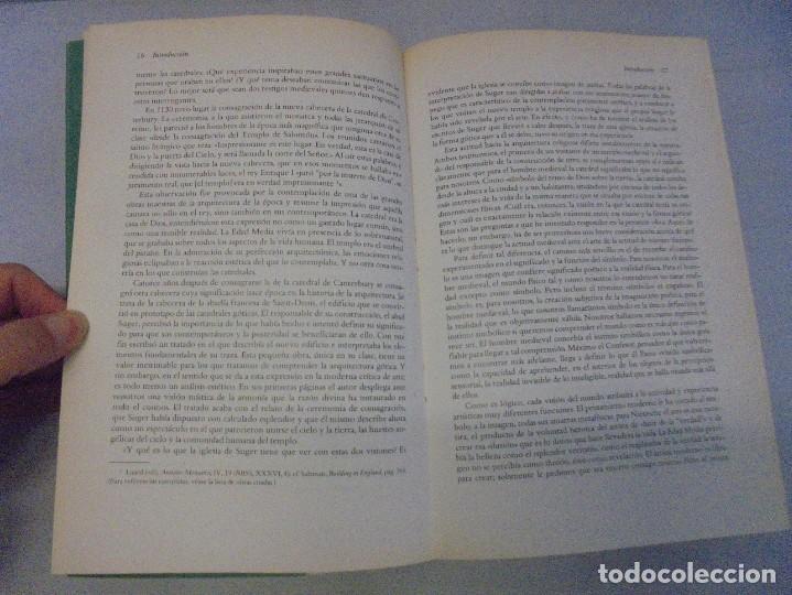 Libros de segunda mano: LA CATEDRAL GOTICA. OTTO VON SIMSON. EDITORIAL ALIANZA FORMA. 1980 - Foto 8 - 245290240