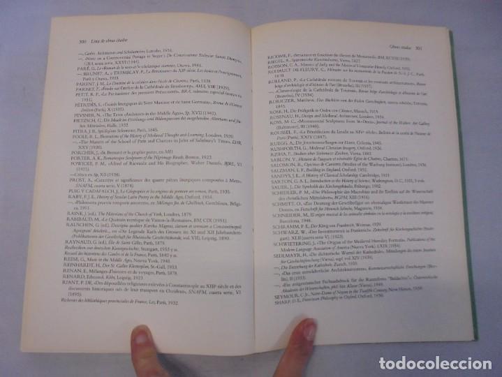 Libros de segunda mano: LA CATEDRAL GOTICA. OTTO VON SIMSON. EDITORIAL ALIANZA FORMA. 1980 - Foto 12 - 245290240