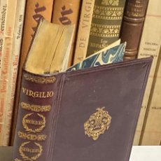 Libros de segunda mano: AÑO 1934 - VIRGILIO OBRAS COMPLETAS BUCÓLICAS GEÓRGICAS ENEIDA - AGUILAR COLECIÓN JOYA 1ª EDICIÓN. Lote 245435265