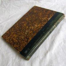 Libros de segunda mano: TRATADO DE TOPOGRAFÍA, JULIAN SUAREZ INCLAN, 1908, 52 LÁMINAS. Lote 245455120