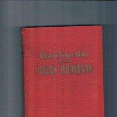 Libros de segunda mano: ENCICLOPEDIA DE LAS RAZAS HUMANAS AUGUSTO PANYELLA 1956. Lote 49273162