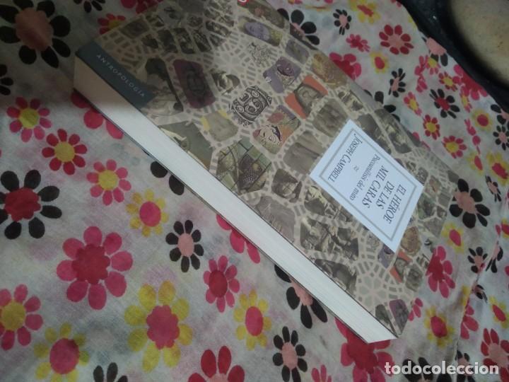 Libros de segunda mano: El héroe de las mil caras/Joseph Campbell - Foto 3 - 245487655