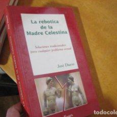 Libros de segunda mano: LA REBOTICA DE LA MADRE CELESTINA. EDICION 1998, 222 PGS NUEVO. Lote 245549445