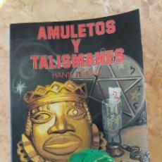 Libros de segunda mano: AMULETOS Y TALISMANES HANS KROFER 2ª EDICION. Lote 245549755