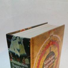 Libros de segunda mano: 2009 - ROBERT ADKINSON - SÍMBOLOS SAGRADOS. PUEBLOS, RELIGIONES Y MISTERIOS. Lote 245566075