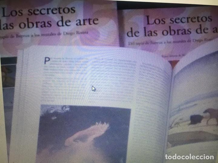 Libros de segunda mano: Los secretos de las obras de Arte .Taschen (2tomos completa) - Foto 2 - 245894070