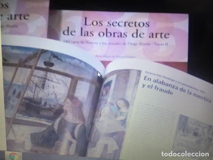 Libros de segunda mano: Los secretos de las obras de Arte .Taschen (2tomos completa) - Foto 3 - 245894070