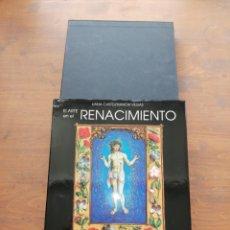 Libros de segunda mano: EL ARTE EN EL RENACIMIENTO - HISTORIA DEL ARTE EUROPEO - LIANA C. VEGAS - MOLEIRO EDITOR. Lote 245911355