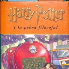 Libros de segunda mano: HARRY POTTER I LA PEDRA FILOSOFAL (CATALÁN). Lote 245951725