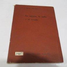 Libros de segunda mano: ALPHONS SILBERMANN LA MÚSICA, LA RADIO Y EL OYENTE W5668. Lote 245954875