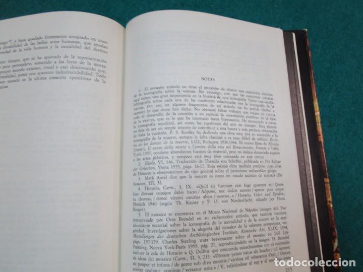 Libros de segunda mano: ESTILO E ICONOGRAFIA, CONTRIBUCION A UNA CIENCIA DE LAS ARTES - JAN BIALOSTOCKI - EDI BARRAL 1973 + - Foto 5 - 245969205
