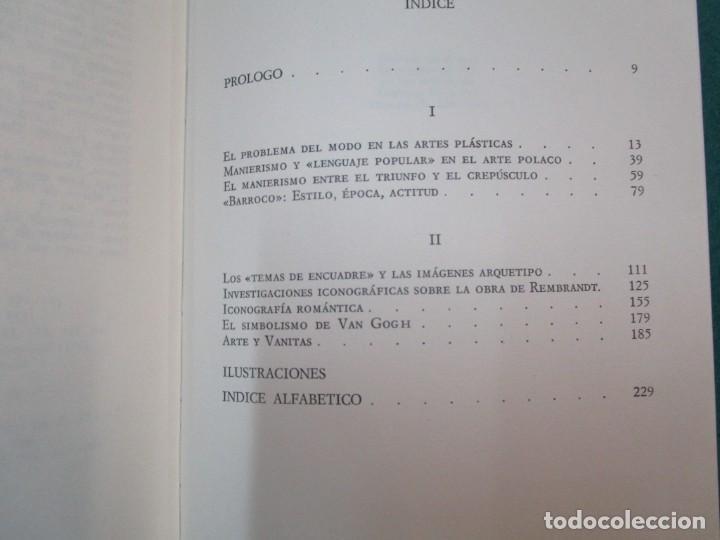 Libros de segunda mano: ESTILO E ICONOGRAFIA, CONTRIBUCION A UNA CIENCIA DE LAS ARTES - JAN BIALOSTOCKI - EDI BARRAL 1973 + - Foto 7 - 245969205