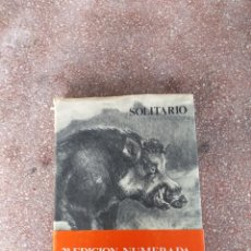 Libros de segunda mano: SOLITARIO. Lote 246052235