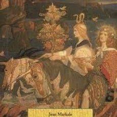 Libros de segunda mano: LAS TRES ESPIRALES MEDITACIÓN SOBRE LA ESPIRITUALIDAD CÉLTICA JEAN MARKALE. Lote 246123180