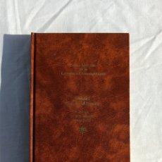 Libros de segunda mano: OBRAS MAESTRAS DE LA LITERATURA CONTEMPORÁNEA GABRIEL GARCÍA MÁRQUEZ. Lote 246138490