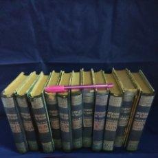 Libros de segunda mano: TARZÁN 11 TÍTULOS. Lote 246172895