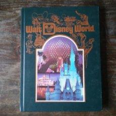 Libros de segunda mano: WALT DISNEY WORLD 1986 THE WALT DISNEY COMPANY LIBRO EN INGLÉS CON FOTOGRAFÍAS. Lote 246185945