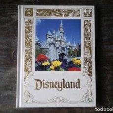 Libros de segunda mano: DISNEYLAND 1989 THE WALT DISNEY COMPANY LIBRO EN INGLÉS CON FOTOGRAFÍAS DISNEYLANDIA. Lote 246186665