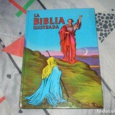 Libros de segunda mano: LA BIBLIA ILUSTRADA 8º EDICION, EDICIONES PAULINAS 1972. Lote 246191510