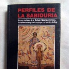Libros de segunda mano: PERFILES DE SABIDURÍA / STEVEN MCFADDEN. Lote 246274610