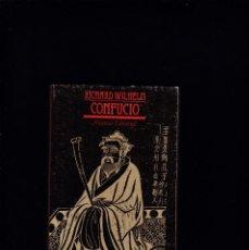 Libros de segunda mano: CONFUCIO - RICHARD WILHELM - ALIANZA EDITORIAL 1992. Lote 246293155