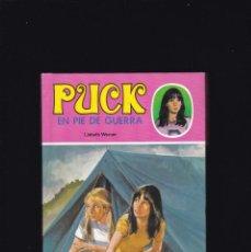 Libros de segunda mano: PUCK - Nº 14 - EN PIE DE GUERRA - EDICIONES TORAY 1990 / 10ª EDICION - ILUSTRADO. Lote 246354380