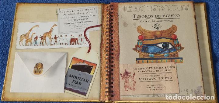 Libros de segunda mano: Tesoros de Egipto - Manual de aprendizaje - Montena (2006) - Foto 2 - 246366530