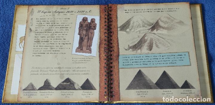 Libros de segunda mano: Tesoros de Egipto - Manual de aprendizaje - Montena (2006) - Foto 3 - 246366530