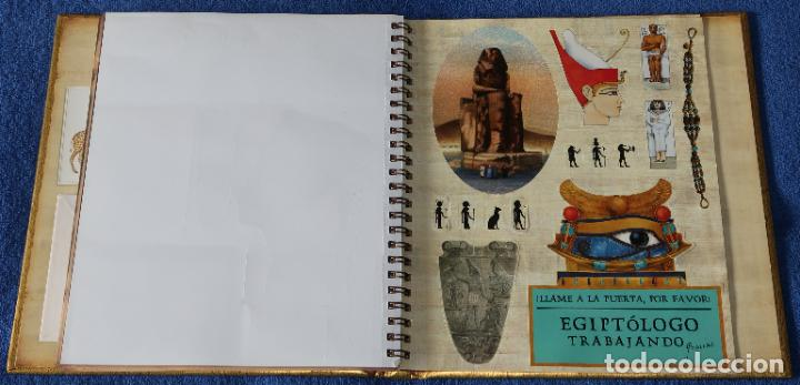 Libros de segunda mano: Tesoros de Egipto - Manual de aprendizaje - Montena (2006) - Foto 5 - 246366530