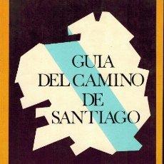 Libros de segunda mano: GUÍA DEL CAMINO DE SANTIAGO. Lote 246464895