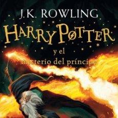 Libros de segunda mano: HARRY POTTER Y EL MISTERIO DEL PRÍNCIPE (HARRY POTTER 6). Lote 246466965
