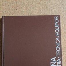 Libros de segunda mano: ESPAÑA. INDUSTRIA / TÉCNICA / EQUIPOS. MADRID, MINISTERIO DE ECONOMÍA Y COMERCIO, 1980.. Lote 246529485