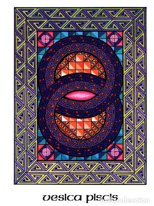 Libros de segunda mano: M84 - CELTA. ARTE. PATRONES. PLANTILLAS. FIGURAS. MOTIVOS. BORDES. SOURCE BOOK. CELTA. - Foto 2 - 246780235