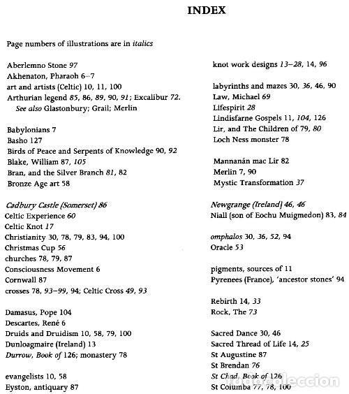 Libros de segunda mano: M84 - CELTA. ARTE. PATRONES. PLANTILLAS. FIGURAS. MOTIVOS. BORDES. SOURCE BOOK. CELTA. - Foto 16 - 246780235