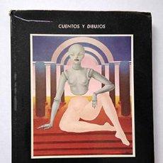 Libros de segunda mano: SUEÑOS DE LA RAZÓN. CUENTOS Y DIBUJOS: ALMODÓVAR, HARO IBARS, LOS PANERO, SAVATER, VILLENA …. Lote 246984785