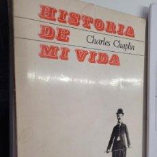 Libros de segunda mano: HISTORIA DE MI VIDA. - CHAPLIN, CHARLES. - MADRID, 1965.. Lote 240623955