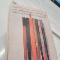 Libros de segunda mano: ANTOLOGÍA DE CUENTOS DE TERROR 3 DE ARTHUR MACHEN A H.P.LOVECRAFT - LLOPIS,RAFAEL. Lote 247315935