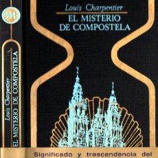 Libri di seconda mano: CHARPENTIER : EL MISTERIO DE COMPOSTELA (OTROS MUNDOS PLAZA, 1974). Lote 247368895