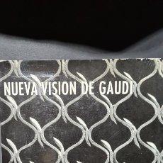 Libros de segunda mano: NUEVA VISIÓN DE GAUDÍ. E. CASANELLES. EDICIONES LA POLIGRAFA S.A. Lote 247393065