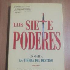 Libros de segunda mano: LOS SIETE PODERES (ÁLEX ROVIRA CELMA). Lote 247446910