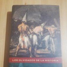 Libros de segunda mano: LOS OLVIDADOS DE LA HISTORIA. HEREJES (RICARDO GARCÍA CÁRCEL). Lote 247447975